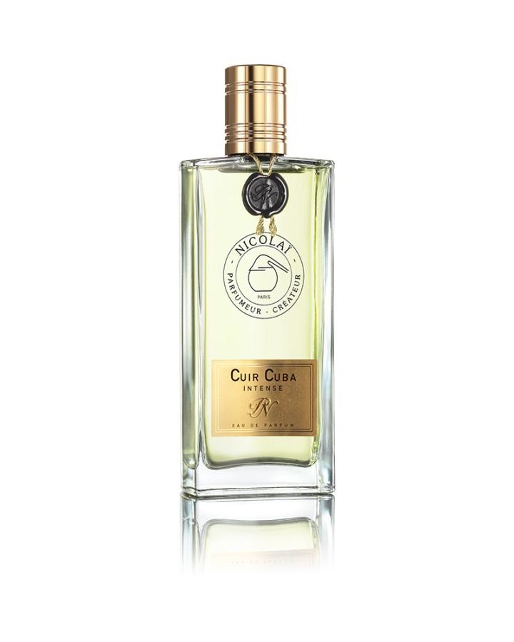 Parfums de NICOLAI Cuir Cuba Intense